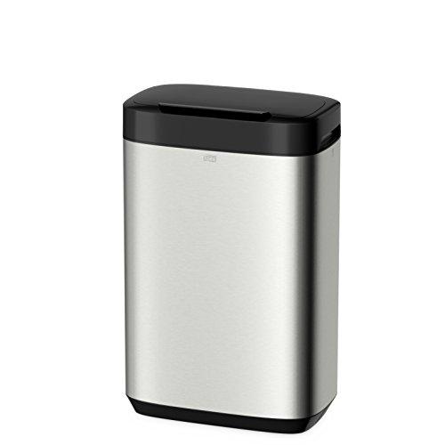 Tork 460.011 Edelstahl Abfallbehälter, 50 L