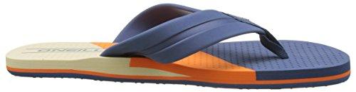 O'Neill - Fm Imprint Punch Flip Flops 7a4520, Scarpe da Spiaggia e Piscina Uomo Jaune (Alert Oran 2630)