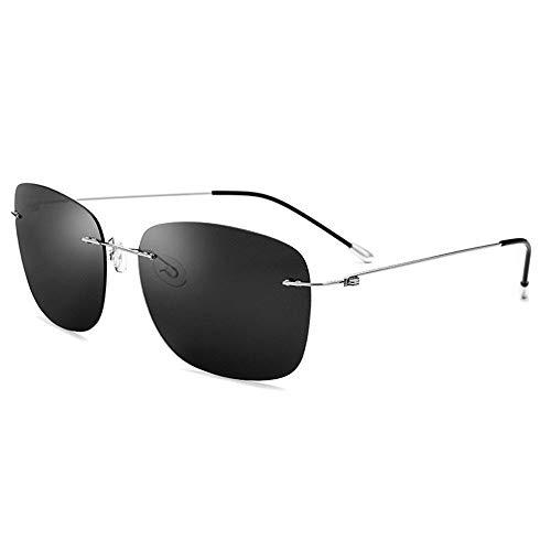 Yiph-Sunglass Herren Sonnenbrille grau grau Einheitsgröße