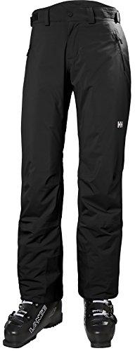 Helly Hansen Damen Snowstar Isolierung Ski Hosen, Black, L
