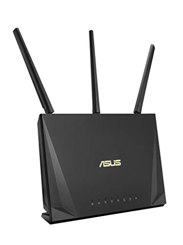 ASUS RT-AC65P - Router Doble-Banda AC1750 Gigabit