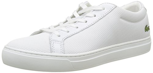 Lacoste Damen L.12.12 BL 2 Trainer Low, Weiß (Wht), 35.5 EU (Damen-trainer)