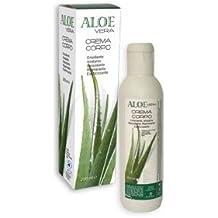 NATURA - Crema Corporal al Aloe Vera - Emoliente Hidratante Reafirmante Elastificante Calmante - 200