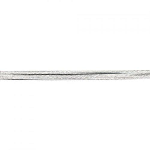 Rayher - Filo in metallo rivestito Bianco, 50 cm -