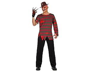 Freddy Krueger traje adulto - Talla XL - ATOSA