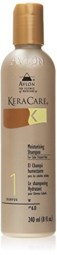 Avlon KeraCare Moisturizing Shampoo for Color Treated Hair, Shampoo 1, 240ml/8 fl. oz.