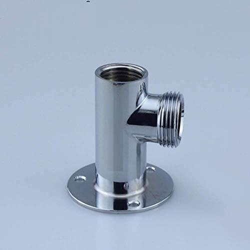 YSA Modernes rundes/quadratisches Bad aus Edelstahl 8 '10' Regenduschkopf Ultradünner Bad-Regenduschkopf zur Deckenmontage -