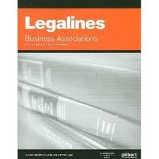 Legalines on Business Associations Keyed to Klein 7th (seventh) edition