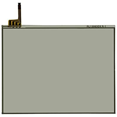Touch screen for 3DS XL Nintendo (2012 old model) digitizer replacement with adhesive | ZedLabz