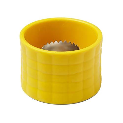 Corn Stripper Stripping Tool Maispeeler Hobel Cutter Remover gezacktes Blatt Anti-Rutsch-Griff ()