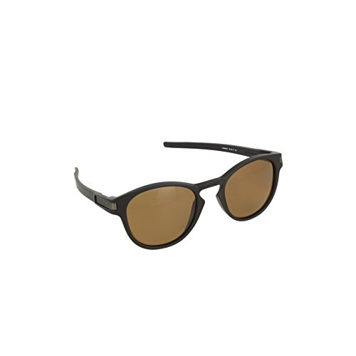 Oakley Herren Sonnenbrille Latch OO9265-07, Schwarz (Negro), One Size