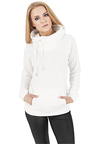 Ladies Quilt Hoody offwhite XS Surf-quilt-set