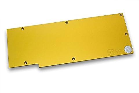 Geforce 770 - EK Water Blocks - Plaque Arrière Dissipateur