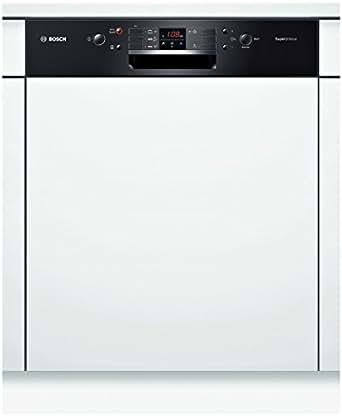 Bosch SMI53M16EU Semi intégré 13places lave-vaisselle - Lave-vaisselles (Semi intégré, Noir, 1,7 m, 1,4 m, 1,7 m, CE, VDE)