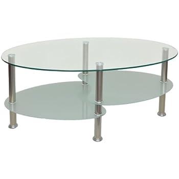 Couchtisch oval eiche sonoma  Couchtisch, Tisch, Wohnzimmertisch, Salontisch, Sofatisch ...