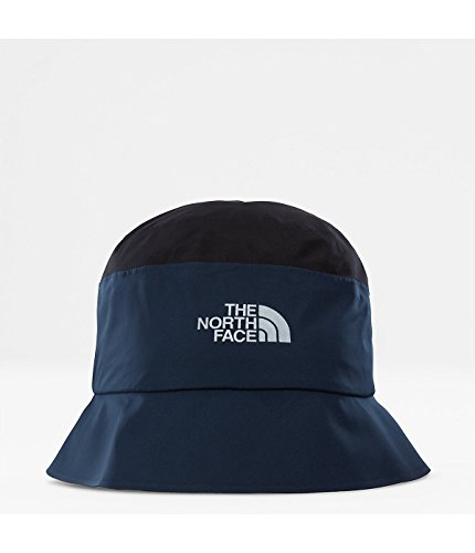 The north face, goretex bucke, cappello, unisex, nero, s/m