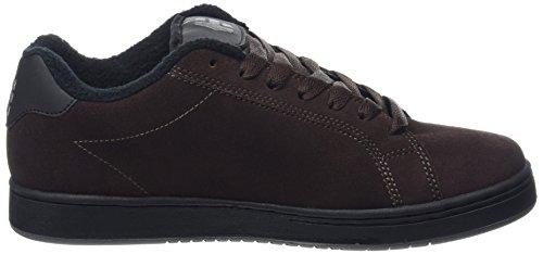 Etnies Fader, Chaussures de Skateboard Homme Marron - Brown (Brown/Black/Grey202)