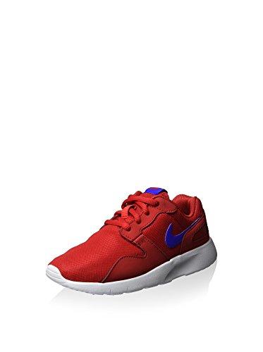 Nike Kaishi (Ps), Chaussures de Football Mixte Bébé Rouge / Bleu / Blanc  (University Red / Racer Blue-Wht)
