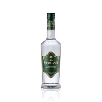 Barbayannis Ouzo green 0,70L (42% vol.)