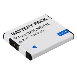 High Capacity - Rechargeable Battery for Canon Digital Cameras - Replacement for Canon NB-11L / NB-11LH Battery - AAA Products®