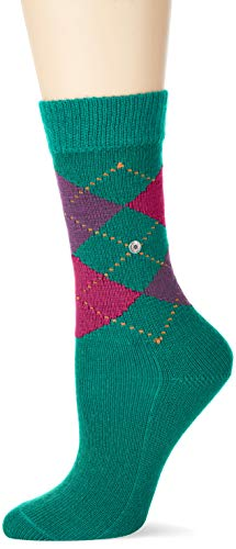 Burlington Damen Whitby Socken, farn (7397), 36-41