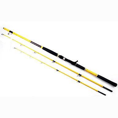 TY 180/210cm deux conseils casting canne à pêche (50 # / 80 # sections) , 210cm