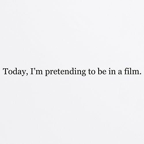 In A Film T-Shirt, Herren Wei