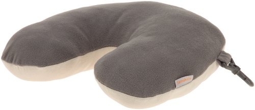 Samsonite Travel Accessor. V - Soft Pillow Reisekissen, Graphite/Beige