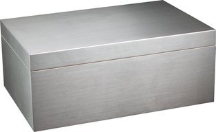Adorini Humidor Aluminium Deluxe Large by Adorini