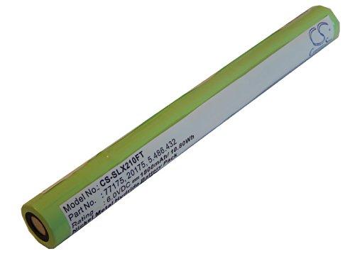 vhbw NI-MH Akku 1800mAh für Streamlight SL20-X-LED, Ultrastinger wie 20175, 5.486.432, 77175, 9926J (Streamlight-batterie-pack)
