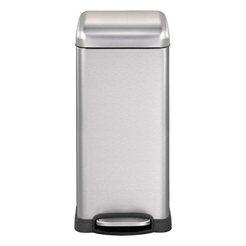 Mari Home Contenedor Reciclaje | Cubo Basura 30L Tapa