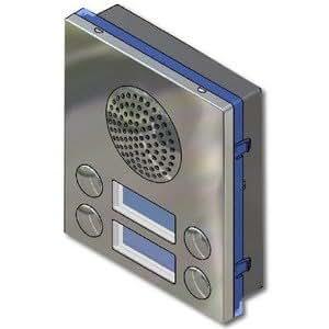 Videx 4000 Series GSM Interphone Bouton Double Module 4