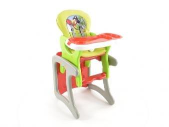 Preisvergleich Produktbild FK-Automotive Kinderhochstuhl Kindersitz für zu Hause mit Comic-Motiv