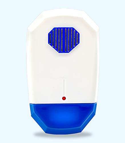 MDZY Repelente Ultrasónico De Plagas,Control Ultrasónico De Ratones Sin Productos Químicos,para El Hogar, Warehouse, Hotel, Restaurante, Oficina