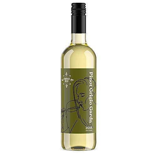 Marchio Amazon - Compass Road Pinot Grigio, DOC Garda - 6 bottiglie da 75 cl