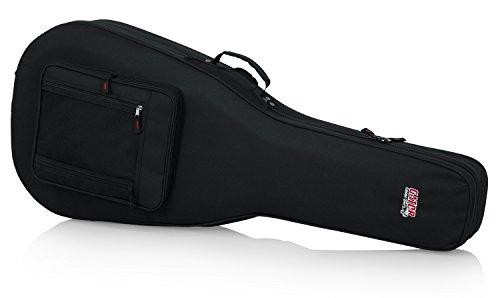 GATOR GL-ELECTRIC - Estuche para guitarra eléctrica, color negro