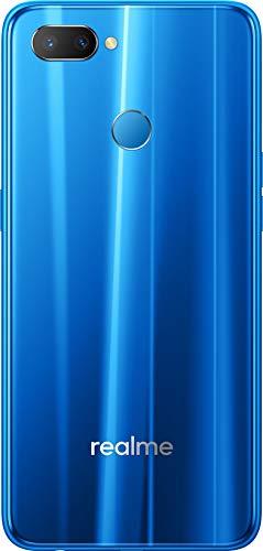 Realme U1 (Brave Blue, 3GB RAM, 32GB Storage)