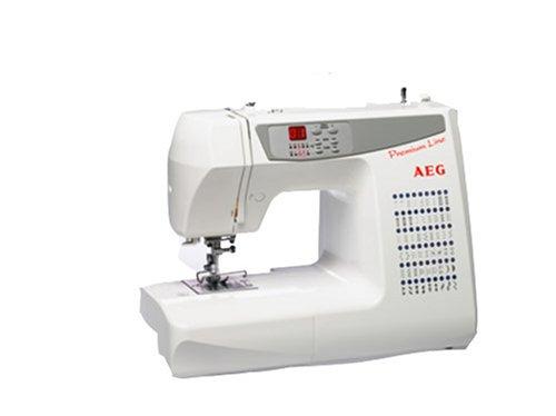 AEG NM679 - Máquina de coser, 103 programas y pantalla LCD