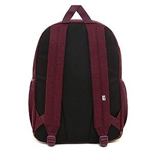 31D7yAYFJGL. SS300  - Vans Realm Plus Backpack, Prune VN0A34GL7D5