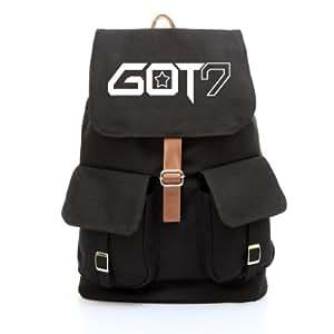 Kpop support gOT7 boys i gOT 7 support de sac à dos
