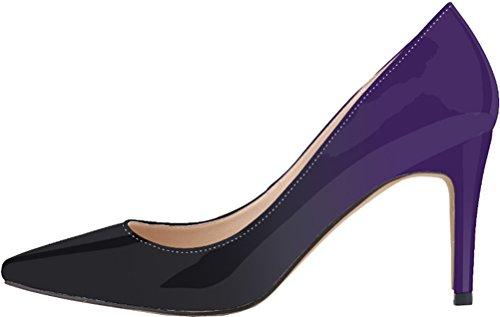 Sandales Salabobo Violet Sandales Compensées femme Compensées Salabobo PUp8nxwf