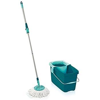 Leifheit 52019 Twist Disc Floor Mop And Bucket Set