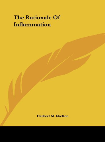 The Rationale of Inflammation