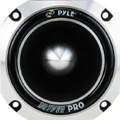PYLE-PRO pdbt 38-1.5 cm de haut-Parleur Super Tweeter en titane de niveau sonore