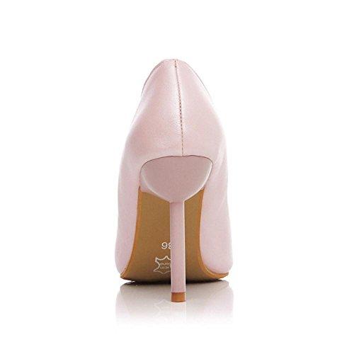 Coolcept Femmes Talons Petite Escarpins pink