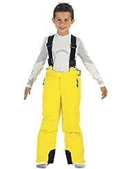 Hyra Sansicario Pantalones de Esquí amarillo Yellow 124 BLZ Talla:4 anni (cm. 104)