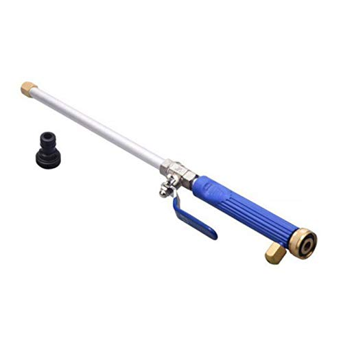 UCTOP STORE Pistolet à Eau Haute Pression 46 cm en métal Haute Puissance pour Lave-Linge de Voiture Outil d'arrosage