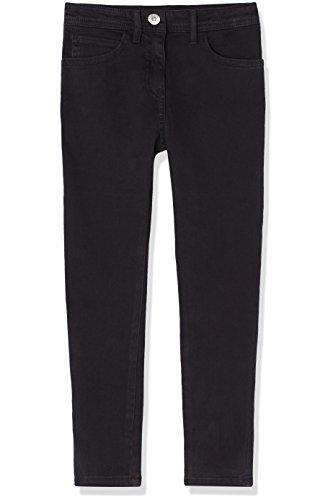 RED WAGON Skinny Jeans Mädchen, Schwarz (Black Beauty), 140 (Herstellergröße: 10 Jahre)