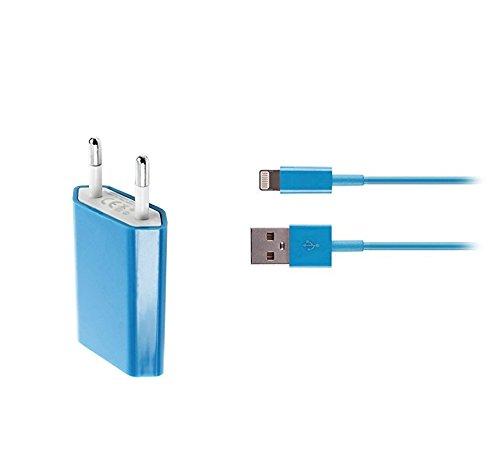 Original iProtect® Set 2en1 con cable de datos USB con función de...