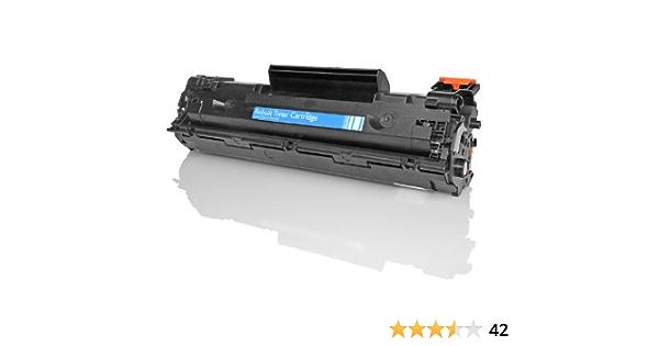 Toner Kompatibel Zu Hp Cb435a Schwarz Für Ca 1500 Seiten Ersetzt Toner Für Hp Laserjet P1005 P1006 P1007 P1008 Bürobedarf Schreibwaren